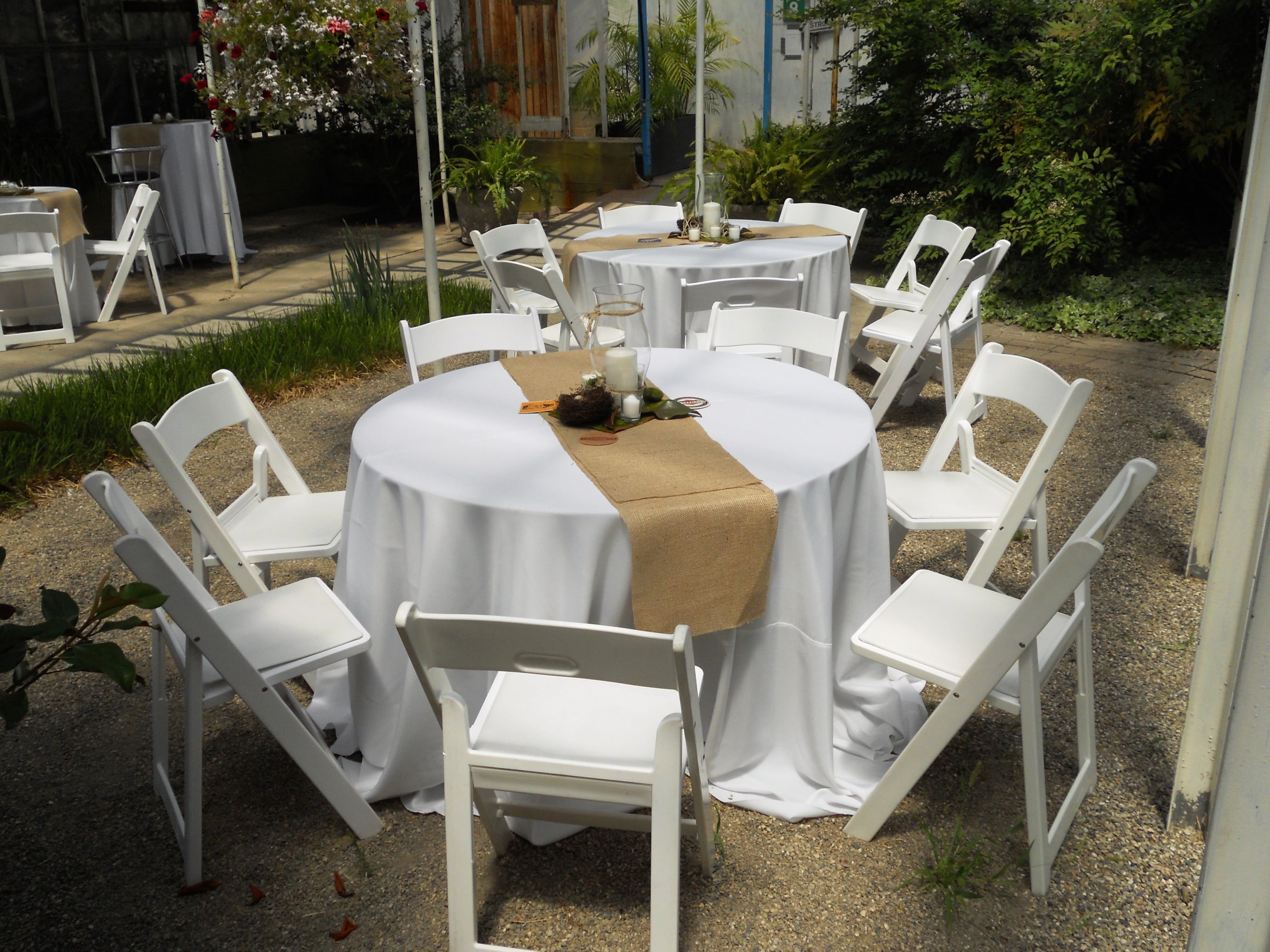 Table And Chair Rental Mi Wedding Event Troy Mi