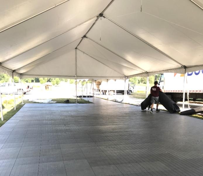 Event floor rental bloomfield hills mi dance floor - Temporary flooring for renters ...